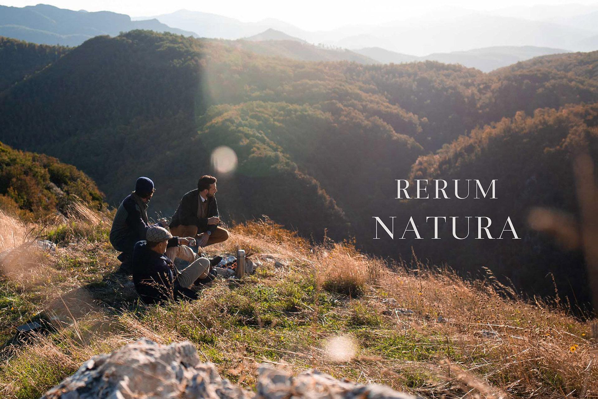 Un incontro tra generazioni nella verde Umbria attraverso la natura nel segno dell'eleganza e della bellezza