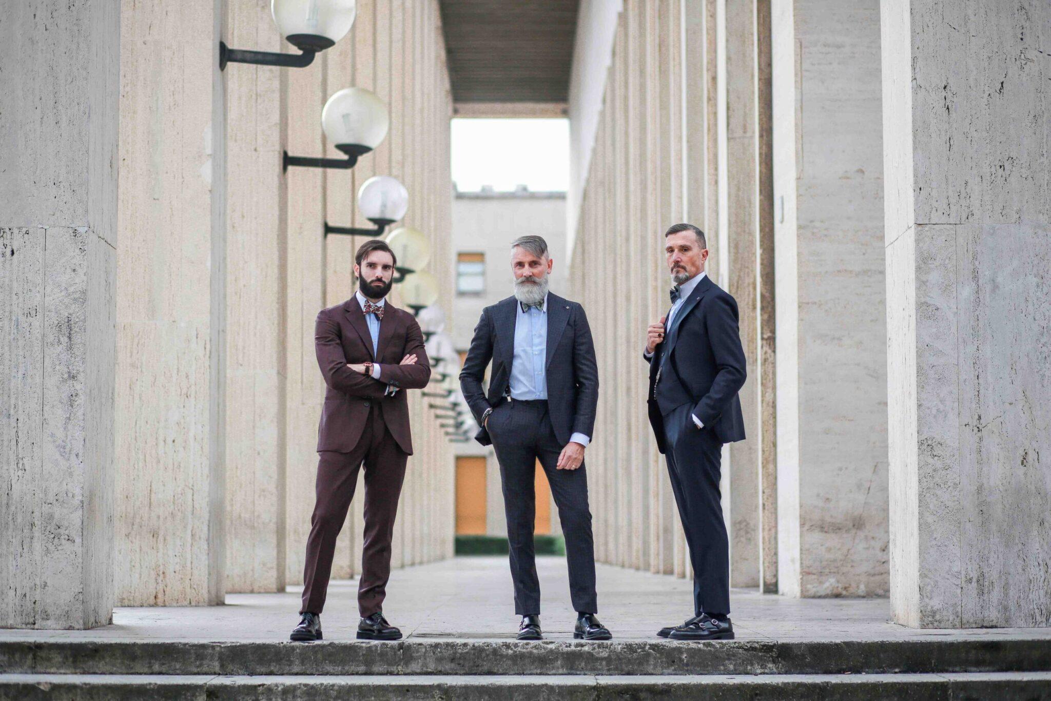 Un giorno a Roma - Moderni gentleman nella Roma razionalista dell'EUR